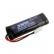 6C Batteries (7.2V, RC Car)