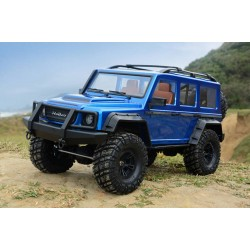 HOBAO DC1 1/10TH TRAIL CRAWLER RTR W/BLUE BODYSHELL