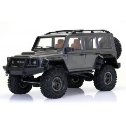 HOBAO DC1 1/10TH TRAIL CRAWLER RTR W/GREY BODYSHELL
