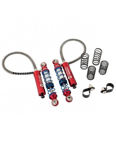 """Crawler shock absorber adjustable 100mm progressive """"Piggyback"""" (2 pcs.)"""