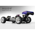 Chassis Ride Height Gauge 30~17mm for 1/8 & 1/10 Off-Road