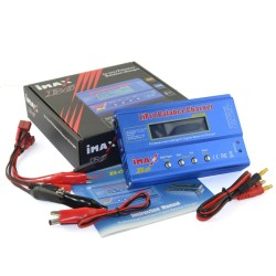 iMAX B6 50 W 5A Lipo NiMh Li-ion Ni-Cd Battery Charger