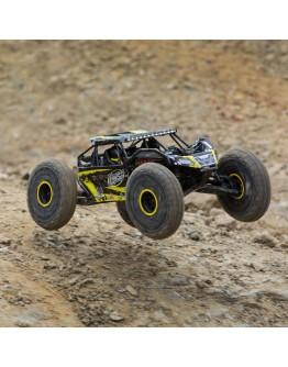 LOSI 1/10 Rock Rey 4WD RTR AVC Rock Racer (Amarelo)