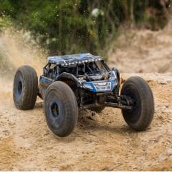 LOSI 1/10 Rock Rey 4WD RTR AVC Rock Racer (Azul)