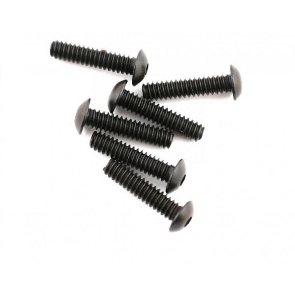 """Losi 4-40x1/2"""" Button Head Screws (10)"""