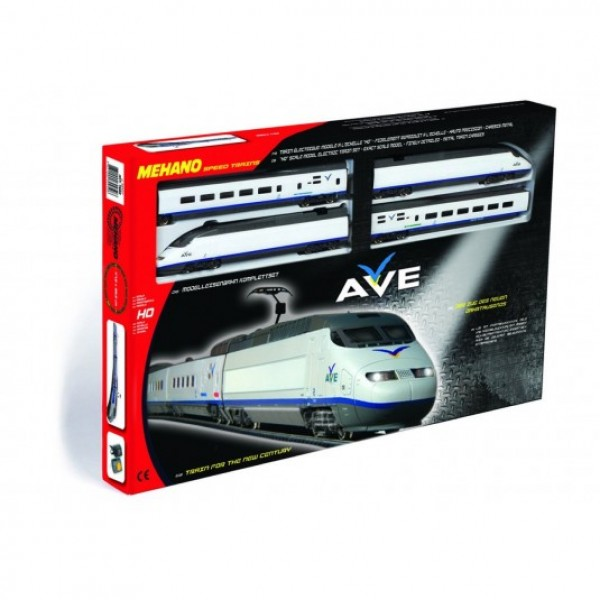 Conjunto de iniciação TGV AVE