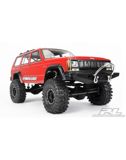 1992 Jeep Cherokee Clear Body