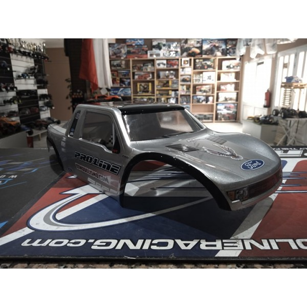 Ford F-150 Raptor Body (Pre-cut & Pre painted for Axial Bomber)