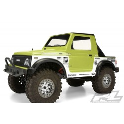 PROLINE SUMO CLEAR BODY FOR FTX OUTBACK & BARRAGE 254MM WB