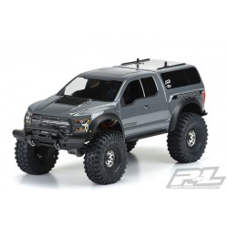 "PROLINE 2017 FORD F-150 RAPTOR CLEAR BODY FOR 12.8"" W/B TRX-4"