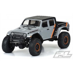 Pro-Line 2020 Jeep Gladiator Clear Bodyfor 12.3in (313mm) Wheelbase Crawlers