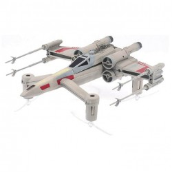 PROPEL STAR WARS COLLECTORS ED X-WING STAR FIGHTER BATTLING QUAD