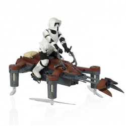 PROPEL STAR WARS COLLECTORS EDITION SPEEDER BIKE BATTLING QUAD