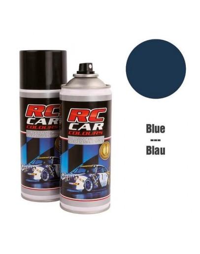 Spray pintura azul verdoso