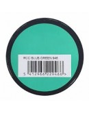 Spray pintura azul-verde