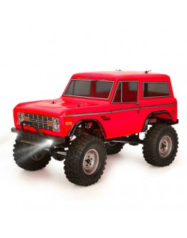 ROCK CRUISER RC4 4X4 RTR 1:10 WATERPROOF TRAIL CRAWLER RED RGT136100-R