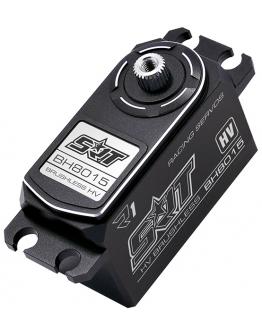 SRT BH8015 - Low Profile Digital Servo - Brushless - HV - 0.05sec / 15.0kg