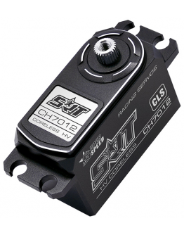 SRT CH7012 - Low Profile Digital Servo - Coreless - HV - 0.057sec / 12.0kg