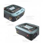 SkyRC Q200 AC/DC LiPo 1-6s 10A 2x100W 2x50W Charger
