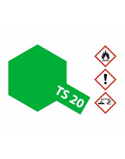 TS-20 Metallic Green Gloss 100ml
