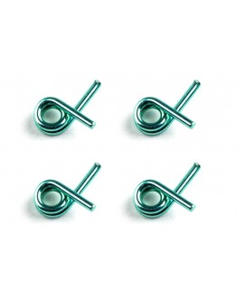 ASSOCIATED CLUTCH SPRINGS 0.95MM FOR 4-SHOE (RC8B3.1)