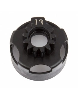 ASSOCIATED CLUTCH BELL 13T VENTED 4-SHOE (RC8B3.1)