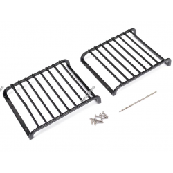Team Raffee Co. Metal Front Lamp Guard for TRC Defender D90 & D110 Type 2