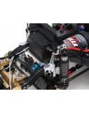 Aluminum Rear Shock Tower (2) Gun Metal for Traxxas TRX-4