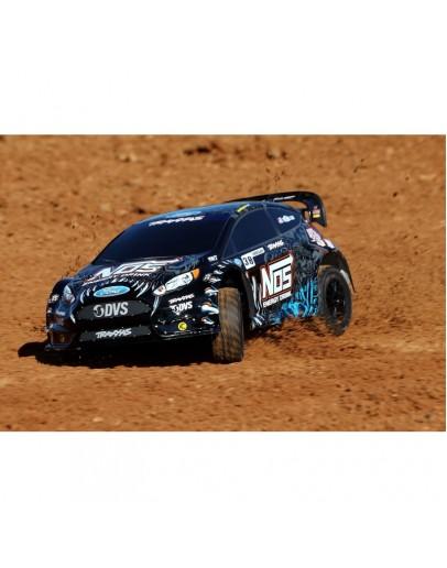 NOS Deegan 38 Ford Fiesta ST Rally 4WD 1/10