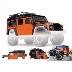 Land Rover Defender Adventure Edition Body Orange TRX4