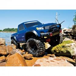 TRX4 Sport: 4WD Electric Truck with TQ 2.4GHz Radio Blue
