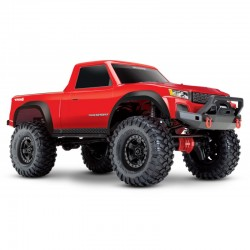 TRX4 Sport: 4WD Electric Truck with TQ 2.4GHz Radio Red