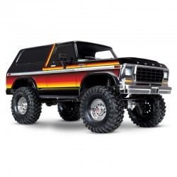 1 TRX-4 1979 Ford Bronco 4WD Crawler