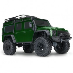 TRX-4 GREEN Scale & Trail Defender Crawler