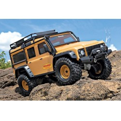 TRX4 Defender Land Rover Camel Yellow Tan Limited Edition