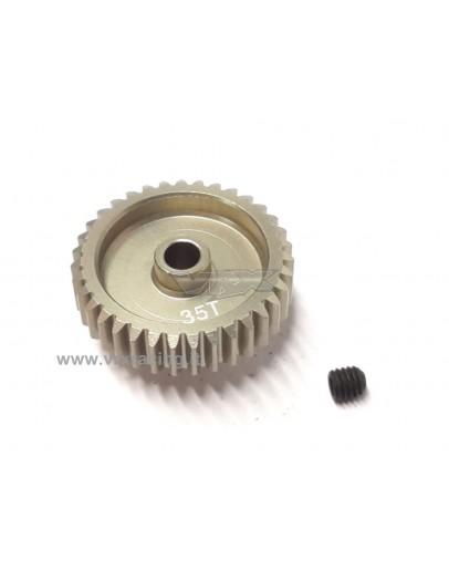 Aluminum 7075 48DP 35T
