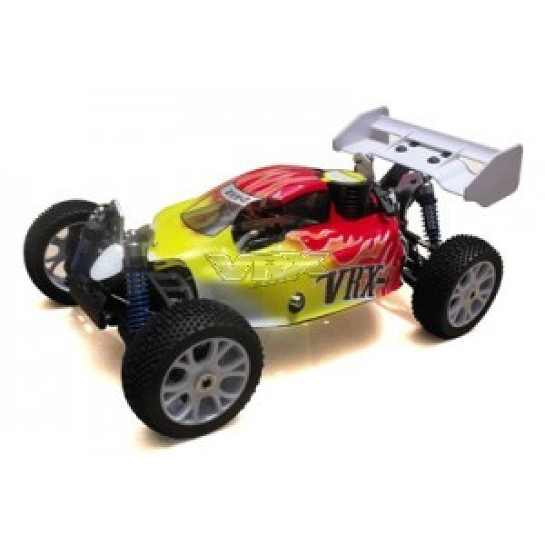 Carroçaria pintada 1/8 Buggy Off-Road VRX