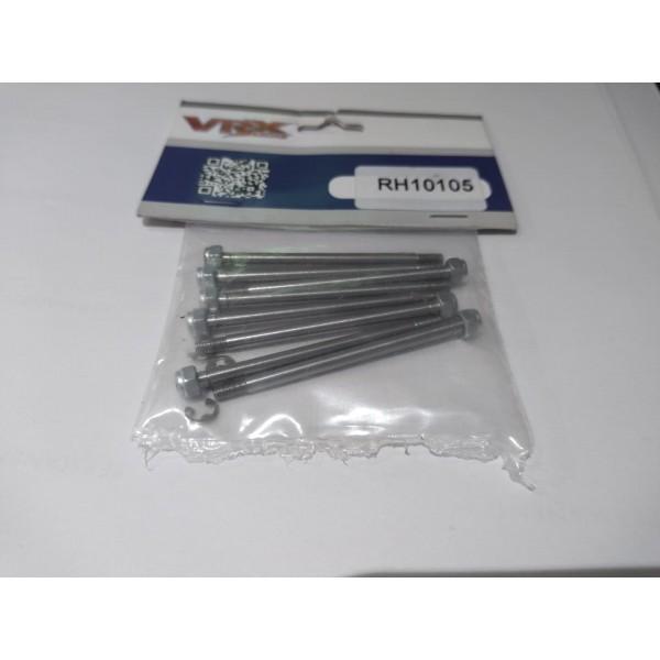Front shock absorber rods 1:10 VRX