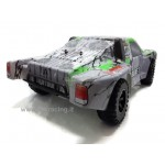 1/10 Escala elétrica 4WD Truck Short Course