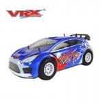 Flash Rally XR4 N1 01:10 On-Road de combustão Go18 01 março Radio 2.4 Flysky 4WD RTR RH10129 VRX
