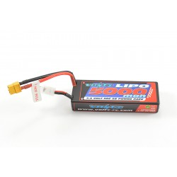 VOLTZ 5000mah 2S 7.4V 50C HARD CASE STICK BATTERY XT60