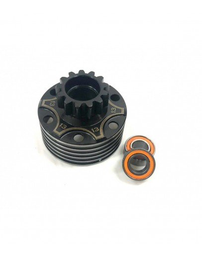 CLUTCH BELL 16T VENTED
