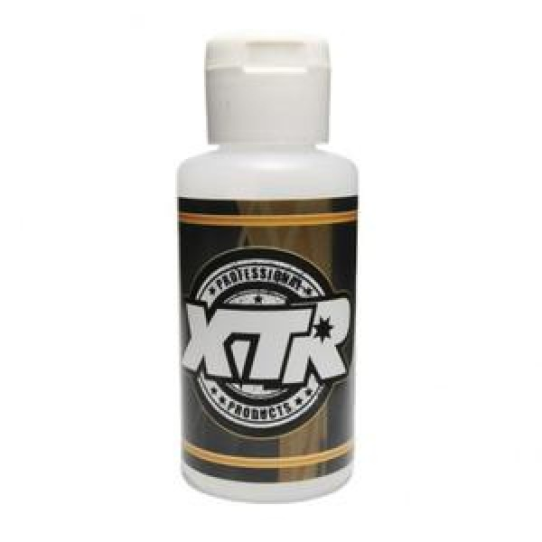 XTR 100% pure silicone oil 500000cst 80ml