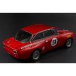 ALFA ROMEO 2000 GTAM 190MM FINISHED BODY RED