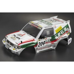 MITSUBISHI PAJERO EVO 1998 DAKAR RALLY FINISHED BODY