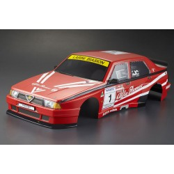 ALFA ROMEO 75 TURBO EVOLUZIONE FINISHED BODY RACING
