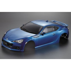 SUBARU BRZ 190MM FINISHED BODY MET-BLUE