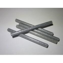 Hot Glue Sticks 7 x 100mm (5pc) Silver B