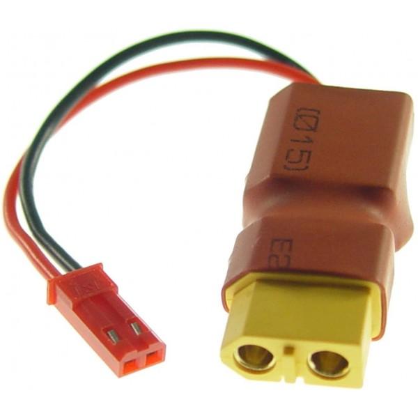 XT60 + BEC adapter