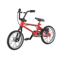 Bicicleta vermelha RC 1/10